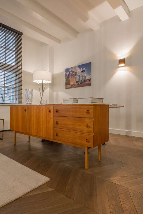 Styling Project - Office Herengracht